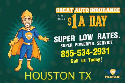 Cheap Car Insurance Houston Texas
